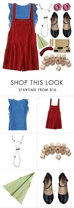 """""""Alphabet Boy (Melanie Martinez Inspired)"""" by emily-mp3 ❤ liked on Polyvore featuring M.i.h Jeans, Chanel, Crosley, Repetto, Kreepsville 666, InspiredBy, music, melaniemartinez, Crybaby and alphabetboy"""