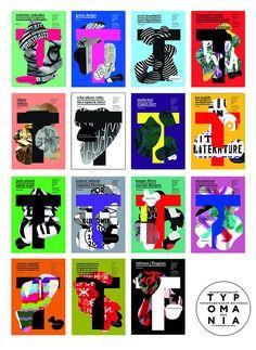 Typomania library - 2016