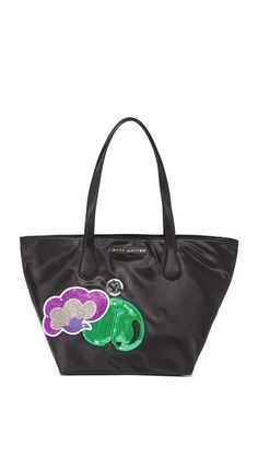 Marc Jacobs Nylon Wingman Tote