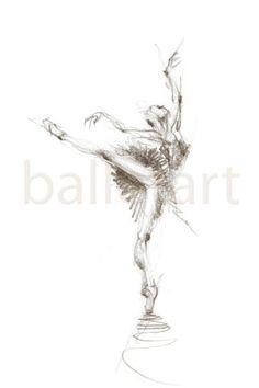 solo o la clara desde el Cascanueces - ilustraciones - lápiz negro - dibujo a mano grabado - arte de la pared
