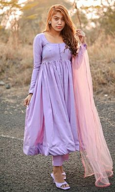 Long Frock, Kurti, Cool Designs, Dresses With Sleeves, Long Sleeve, Outfits, Fashion, Moda, Suits