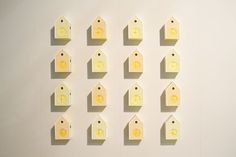 The cuckoo clock by F.lli Consonni (a minimal composition of cuckoos in a marine version).