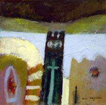 Ann Wegmuller RSW RWS, Scottish Artist: Oils Ann, Abstract Paintings, Artist, Abstract, Amen, Artists