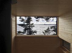 Moderni sauna Sunhouse 1