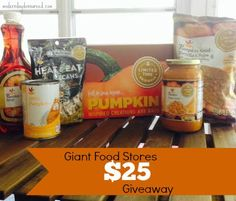 FALL in love with PUMPKIN at Giant Food Stores + $25 Giveaway! | Confessions of a Stay-At-Home Mom