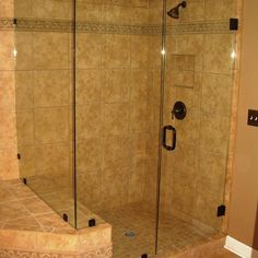 Glass Shower Enclosures For Better Relaxing Space | The glass shower enclosures will improve your bathroom comfort in cutting edge style. There are different walled in area designs with its chic format that will make you get charming bathroom interior. It carries novel room design with the great relaxing space. You ought to add this element to get new bathroom appearance. Obviously, you will appreciate new room appearance with decent design on ther