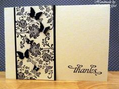 Fresh Vintage . Stampin Up CAS card. by bethany