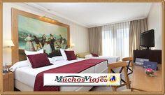 MADRIDhotelcourtyardbymarriottmadridprincesa041✯ -Reservas: http://muchosviajes.net/oferta-hoteles