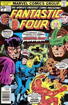 Fantastic Four #177, the Frightful Four