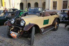 1923 Nash Model 4