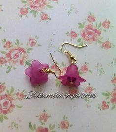 Floral fantasy #sharmilacreations #beads #handmade #dailywear #earrings #handmade #jewellery