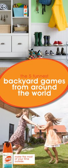 5 backyard games from around the world to keep your kids playing outdoors