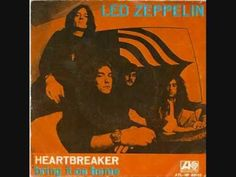 Heartbreaker Led Zeppelin-Lyrics