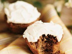 Zucchini cupcakes wi