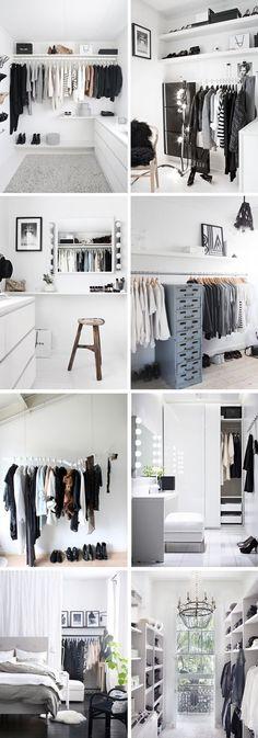 – Some wardrobe inspiration – Vi kan ikke komme udenom, at de fleste af os piger, er glade for tøj, sko og accessories. :) Det kan dog være en udfordring…