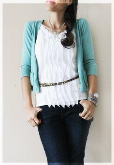 Que linda blusa♡