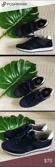 Tory Burch Sneakers Barely worn Tory Burch Sneakers. Tory Burch Shoes Athletic Shoes
