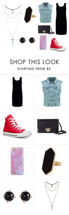 """""""wat"""" by kennajayce on Polyvore featuring Être Cécile, rag & bone, Converse, Jimmy Choo, Jaeger and Irene Neuwirth"""