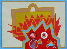 Ακριθάκης Αλέξης-Βαλίτσα σε φλόγες' Art For Kids, Logos, Art For Toddlers, Art Kids, Logo