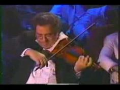 Itzhak Perlman (Schindler's List)  I never tire of this music.