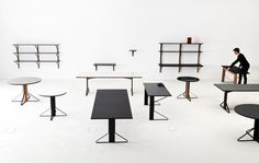 artek debuts kaari collection by ronan & erwan bouroullec in stockholm