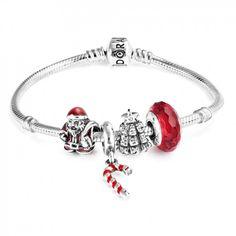pandora christmas bracelet - Google Search