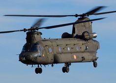 CH-47 CHINOOK de la FAMET.
