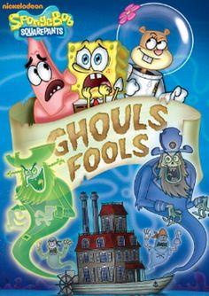10 Classic Cartoons on DVD for Halloween: SpongeBob SquarePants: Ghouls Fools