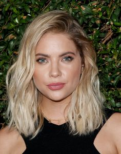 This Summer, we're lobbying for the effortless lob as seen on Ashley Benson. And though it may come off as ...