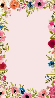 baa94be723 Fondos De Flores, Fondos Florales, Flores Acuarela, Fondos Para Iphone,  Fondos Whatsapp