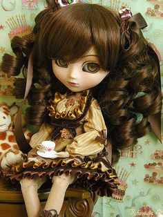 F.Custom Cornice - Délice en chocolat et caramel 2 | Flickr - Photo Sharing!