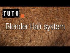 Blenderlounge - Hair System partie 2 - YouTube