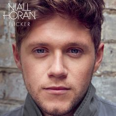 The album cover for 'Flicker', Niall Horan's debut solo album out October 20, 2017.