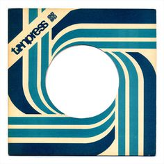 ISO50 Blog - The Blog of Scott Hansen » Blog Archive » Polish Design: Tonpress Record Sleeves