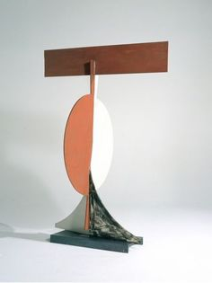 David Smith, Circle IV (1962), via Artsy.net
