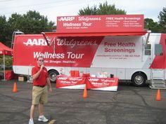 AARP Walgreens Wellness Tour