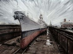 Naval Field study, by Valerio D'Ospina, 2010