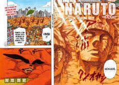 Ultimo Manga Naruto Manga 700 Español HD Online