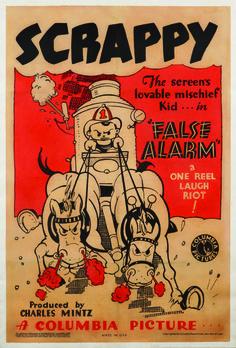 Scrappy cartoons. columbia pictures