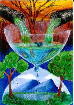 suyun önemi çizim ile ilgili görsel sonucu