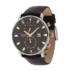 Kenneth Cole Male Casual Watch  KC2709 Brown Multi Function         Sale price. $99.95