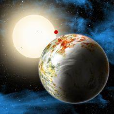 ASTRONOMIA HOJE: Descoberto novo tipo de planeta de composição roch...