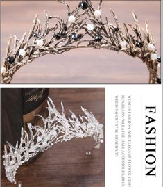 Trendy Flame Tiaras Queen Vintage crystal Crowns Save this photo on your board if you ❤️ it. Bride Headband, Headbands, Bride Hair Accessories, Women Accessories, Crystal Crown, Female Girl, Elegant Flowers, Tiaras And Crowns, Sweet Style