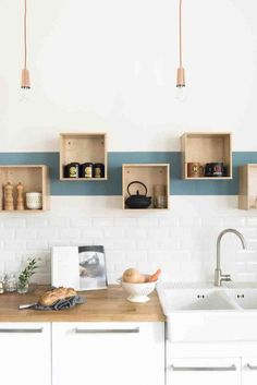 Kitchen Cabinet Alternatives | ROWE SPURLING PAINT COMPANY