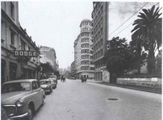 calle juan flórez, años 50