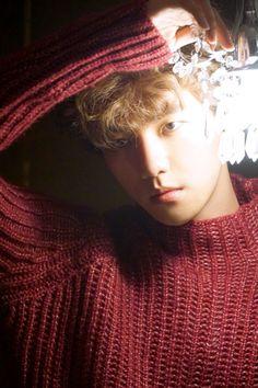 Baekhyun - 160921 Official EXO Vyrl update Credit: Official EXO Vyrl.
