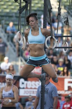 From ZERO Pull Ups To Your First Muscle Up - A Progression Guide - CrossFit 77