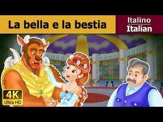 La Bella e la Bestia - favole per bambini raccontate - storie della buonanotte - Italian Fairy Tales - YouTube