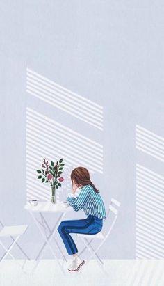 Painting girl illustration inspiration Best ideas - Painting girl illustration inspiration Best ideas Source by belzair Kawaii Wallpaper, Girl Wallpaper, Cartoon Wallpaper, Tmblr Girl, Walpapers Cute, Cover Wattpad, Wow Art, Scenery Wallpaper, Anime Art Girl