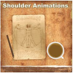 Shoulder anatomy videos help you understand where your shoulder muscles, bones, tendons and ligaments are . here are 2 great videos Shoulder Anatomy, Scapula, Shoulder Muscles, Great Videos, Biology, Animation, Muscles Of The Shoulder, Animation Movies, Motion Design